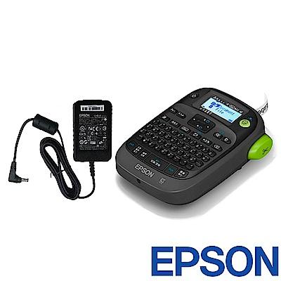 超值組-EPSON LW-K400 可攜式標籤機+變壓器