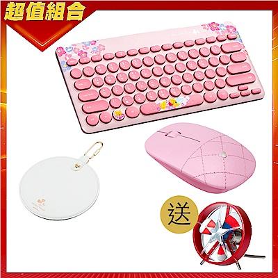 (時時樂組合送好禮)InfoThink聯名款滑鼠/鍵盤/鼠墊 多款組合任選