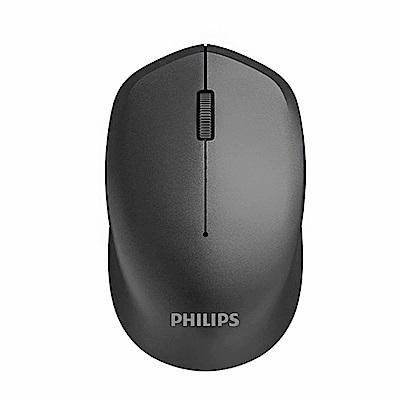 (時時樂三入組)PHILIPS 飛利浦 2.4G無線滑鼠/藍 (SPK7344U)/黑(SPK7344) product thumbnail 2