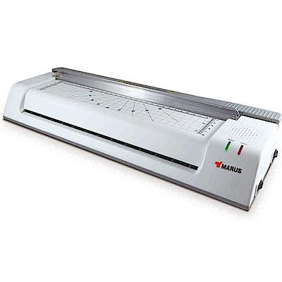 MARUS馬路 A3冷熱雙溫裁刀護貝機(ML-2800)+A4護貝膜x2 product thumbnail 2