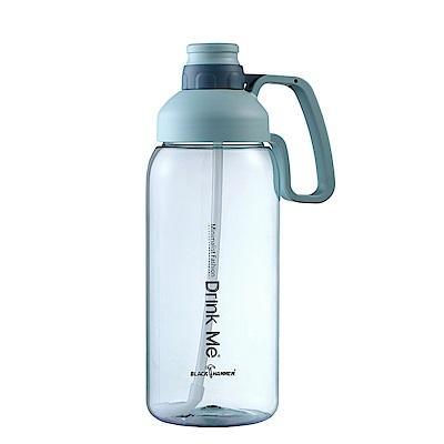 (組)[買1送1 平均245/入]義大利BLACK HAMMER 重量級運動瓶2000ML product thumbnail 5