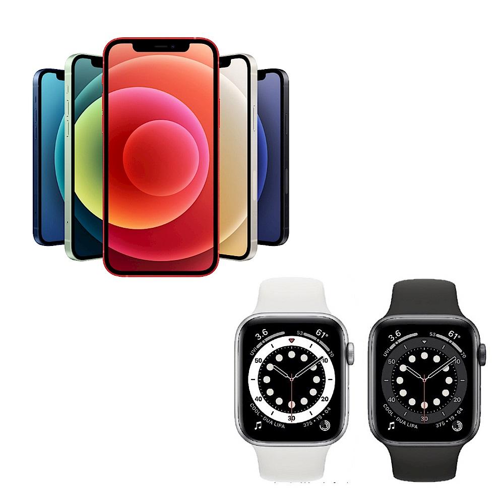 (Apple心動組合) iPhone 12 64G +Watch Series 6 (GPS) 44mm product image 1