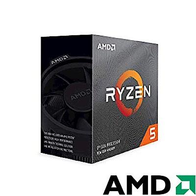 (A520+R5 3600) MSI微星 A520M PRO-C DASH 主機板 + AMD Ryzen 5 3600 3.6GHz 六核心 中央處理器 product thumbnail 2