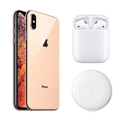 Apple iPhone XS 512G+ AirPods 2(有線版)+ 無線充電板