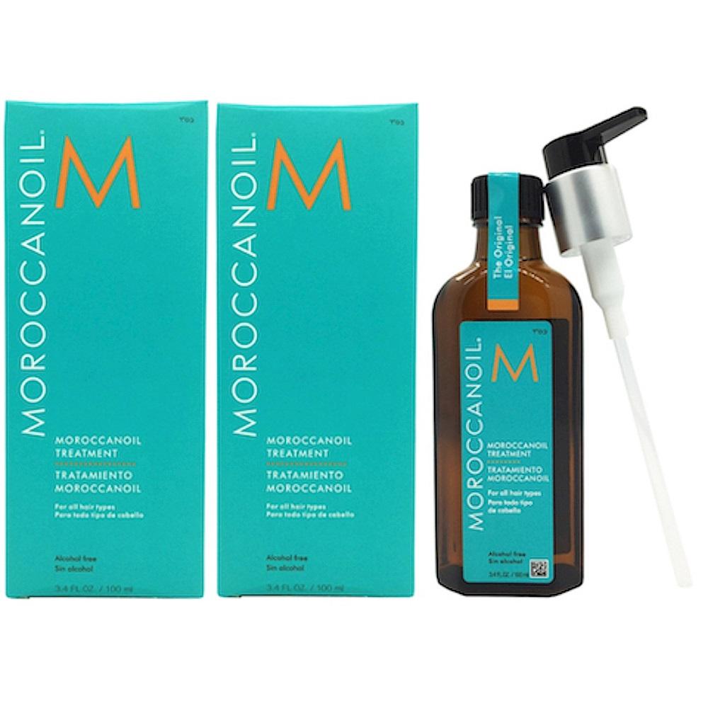 [超值兩入組] MoroccanOil 摩洛哥優油100ml(原廠公司貨) product image 1