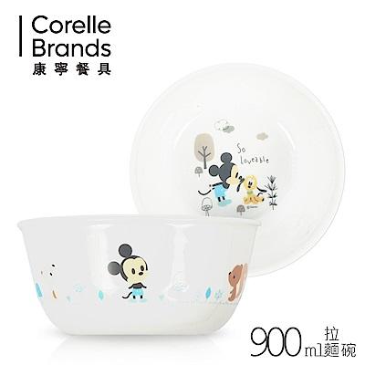 【康寧CORELLE】童玩趣 米奇/米妮 餐盤碗10件組-MNC1001 product thumbnail 4
