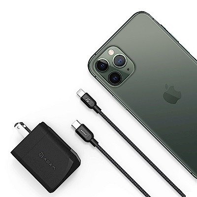 Apple超值組- iPhone11 Pro 64G+亞果元素快充組