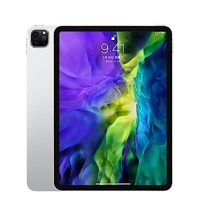 (超值組)Apple iPad Pro 2020版11吋平板電腦(第2代)_(256GB WiFi)+(福利品)AirPods Pro 搭配無線充電盒 藍芽耳機 product thumbnail 2