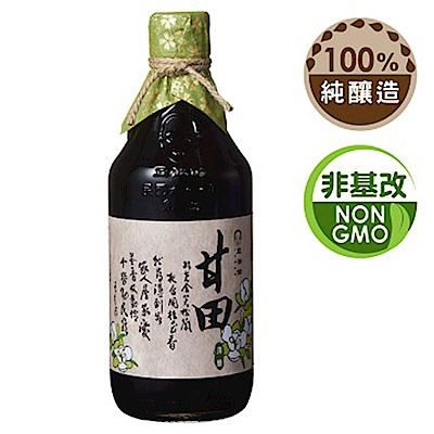 (3入組)豆油伯(缸底/金豆/甘田/紅麴)醬油系列任選 product thumbnail 4