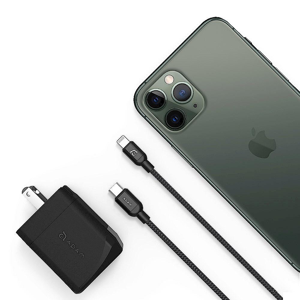 Apple超值組- iPhone11 Pro 512G+亞果元素快充組