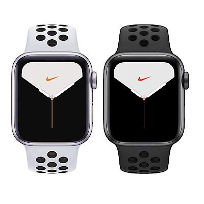 Apple超值組- Watch Nike S5 40mm + 亞果2合1無線充電座