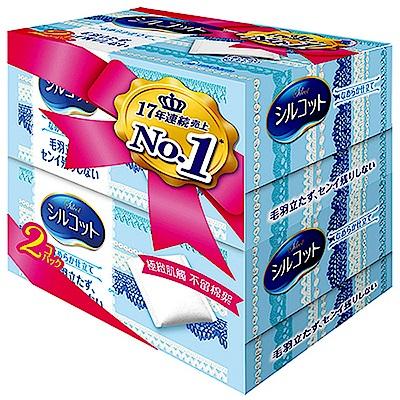 絲花 化妝棉(80片 x 2盒x6組-共12盒) product thumbnail 2