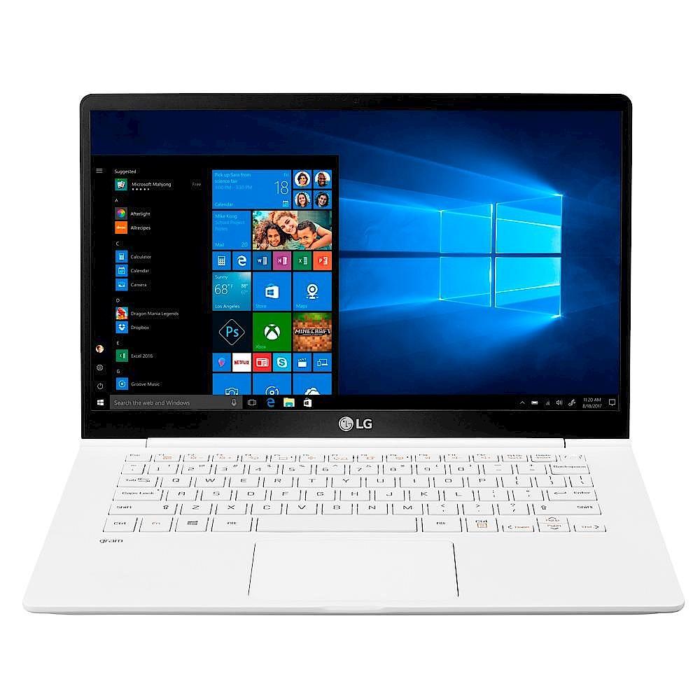 LG Gram 14Z990 14吋筆電(i5-8265U + 亞果 A01 集線器 組合