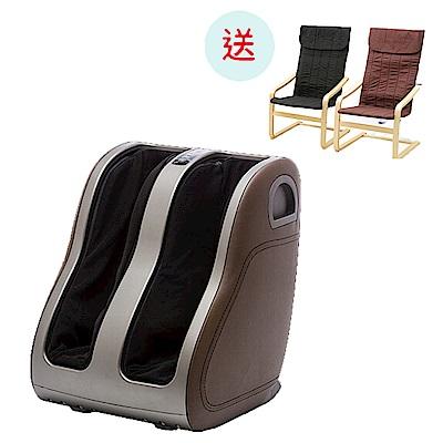 [組合賣場] DOCTOR AIR 3D腿部按摩器 MF003 + 二代舒適椅