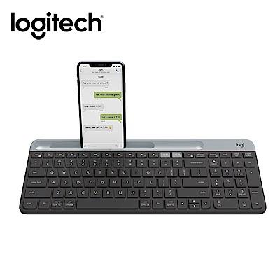 羅技M350鵝卵石無線滑鼠+K580超薄跨平台藍芽鍵盤 product thumbnail 3