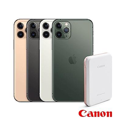 Apple超值組-iPhone 11 Pro Max 64G手機+Canon迷你相片印表機