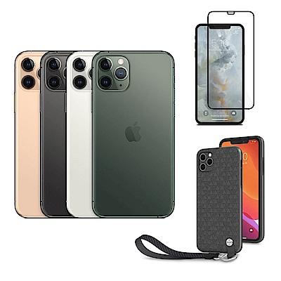 Apple超值組-iPhone11 Pro Max512G+Moshi腕帶保護殼+玻璃保貼 product thumbnail 2