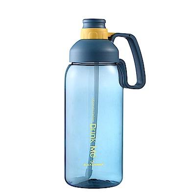 (組)[買1送1 平均245/入]義大利BLACK HAMMER 重量級運動瓶2000ML product thumbnail 6