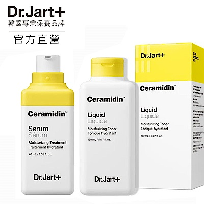 (即期品)Dr.Jart+神奇分子釘基礎保養組(凝露+精華)(效期至2020/09/19)