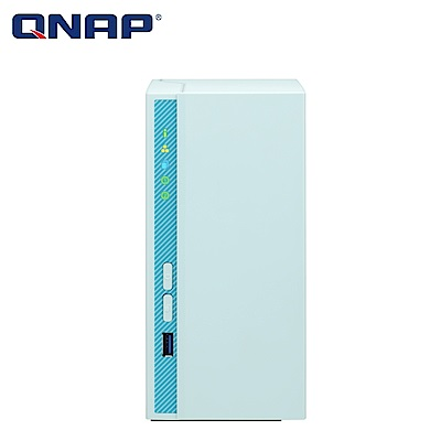 【NAS組合】Seagate 4TB 2入組 NAS硬碟(ST4000VN008)+ QNAP TS-230 網路儲存伺服器 product thumbnail 2