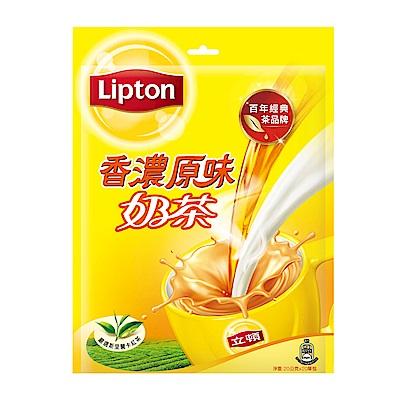 【任選】立頓奶茶量販包3入贈衛生紙x2