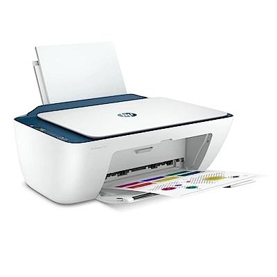 超值組-HP DeskJet 2723 彩色無線 WiFi 三合一噴墨印表機+原廠墨水1黑1彩 product thumbnail 5