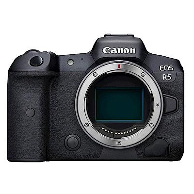 Canon EOS R5 單機身(公司貨) + Canon 原廠電池 LP-E6NH 組 product thumbnail 2
