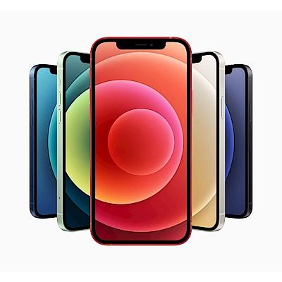 [年終好禮組]Apple iPhone 12 128G 6.1吋智慧型手機+ABSOLUTE LINKASEAIR軍規防摔殼