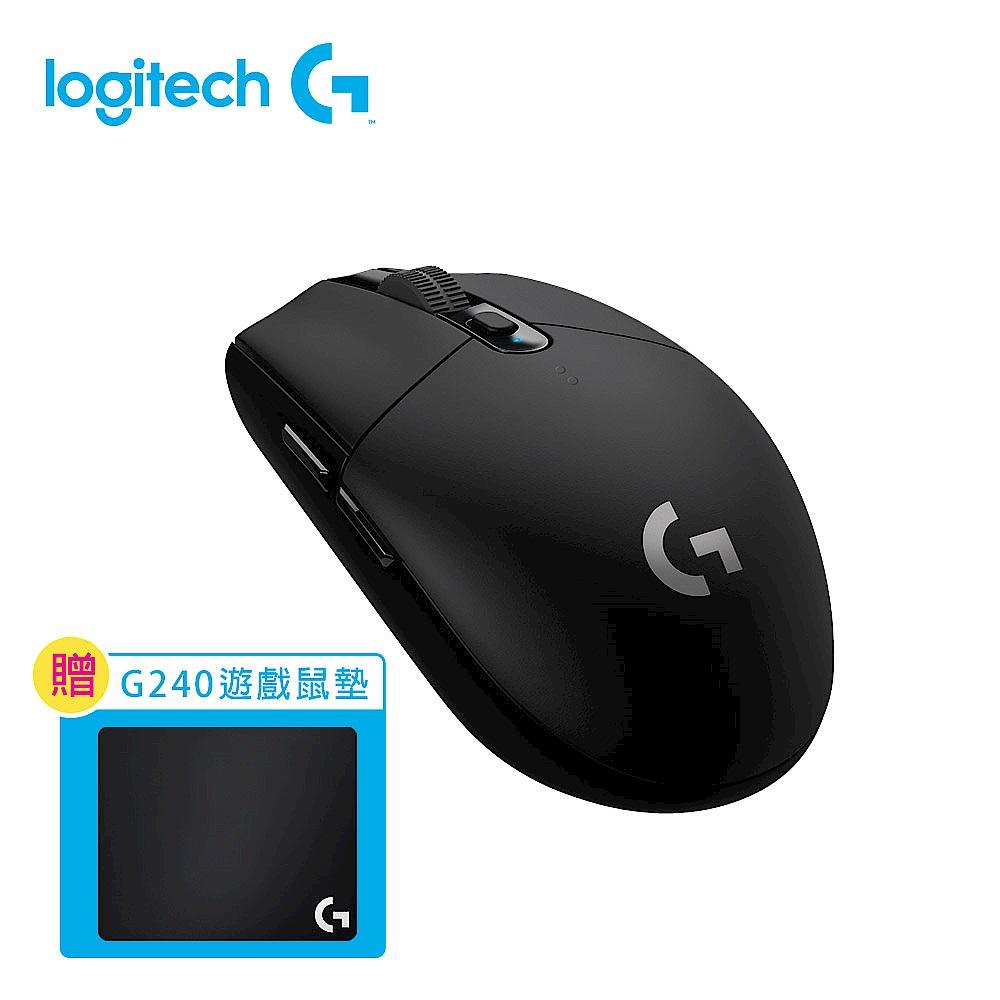 (送G240鼠墊)羅技 G304 無線電競滑鼠 product image 1