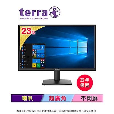 超值組 Terra 23型IPS廣視角電腦螢幕 2311w+24型PLS廣視角電腦螢幕 2463WPV product thumbnail 3