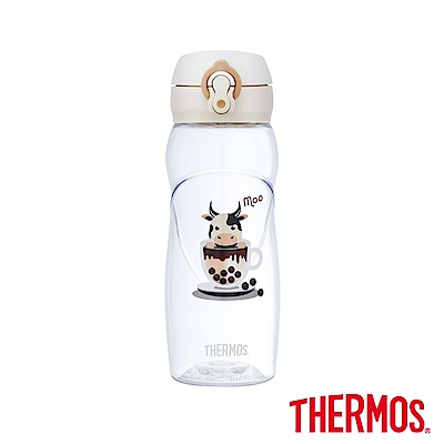 (組)[牛年限定1+1]膳魔師不鏽鋼真空保溫瓶0.35L(牛年瓶)+凱菲不鏽鋼保溫杯0.35L(淺粉) product thumbnail 2