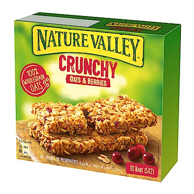 Nature Valley天然谷纖穀派 任選5入 product thumbnail 6