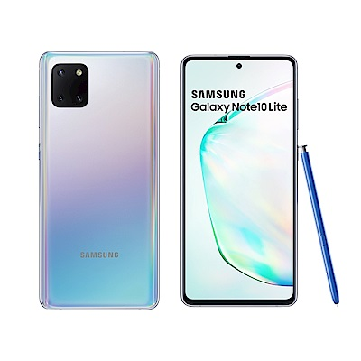 Samsung Galaxy Note10 LITE 智慧手機+真無線藍牙耳機