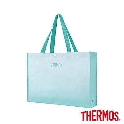 (組)[超值三入]膳魔師秘境藍不鏽鋼真空燜燒提鍋1.5L(RPF-20-GBL)+燜燒罐0.5L(JBN-500-GBL)+環保購物袋(Y-BT-GBL) product thumbnail 4