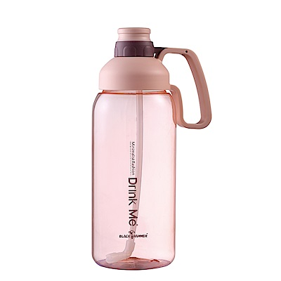 (組)[買1送1 平均245/入]義大利BLACK HAMMER 重量級運動瓶2000ML product thumbnail 4