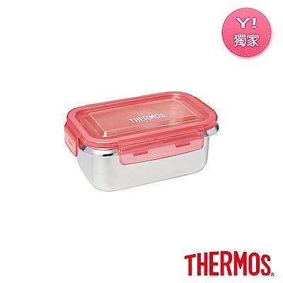 [獨家專色] 膳魔師不鏽鋼保鮮盒500ML(三入組)