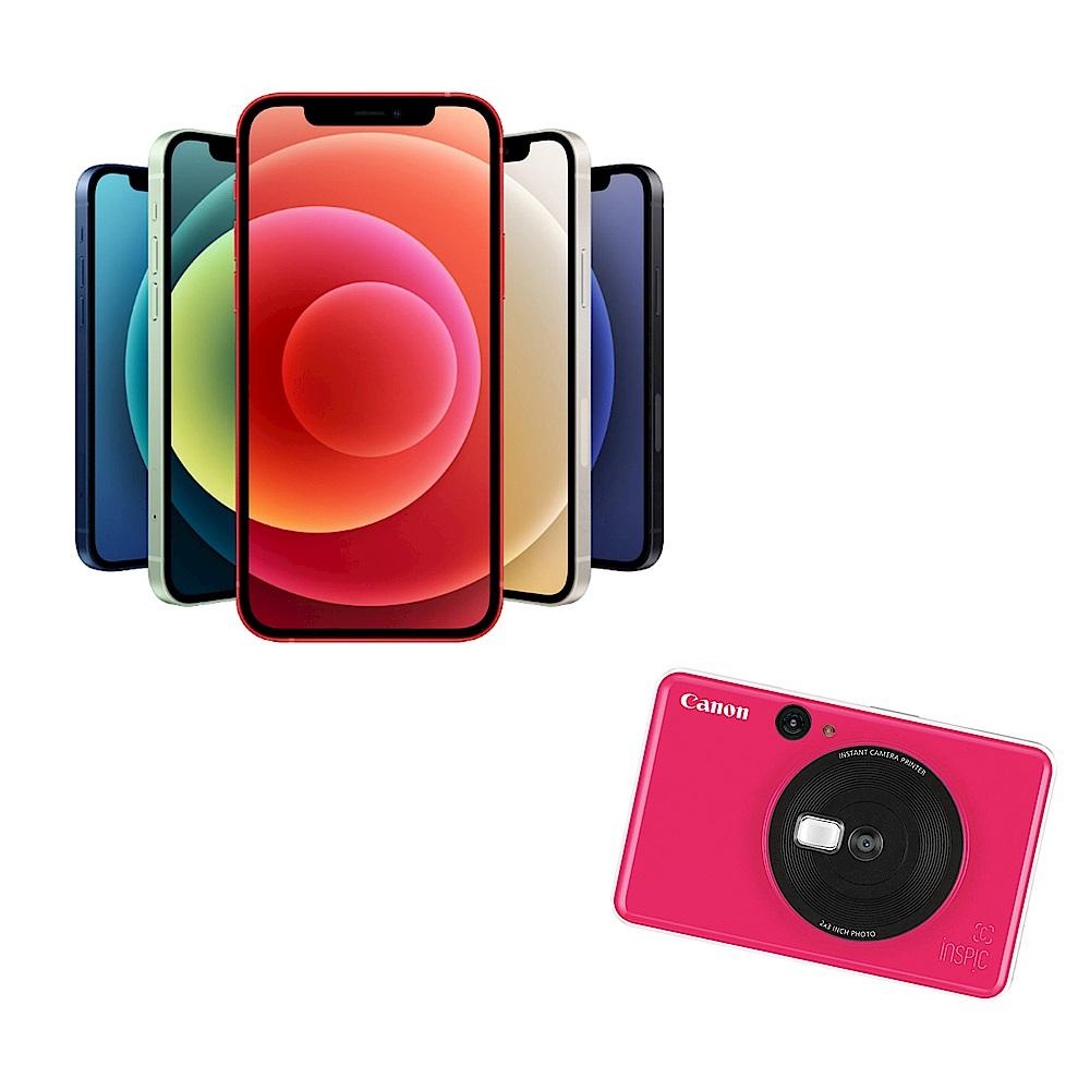 [超值組合] Apple iPhone 12 + Canon相印機 product image 1