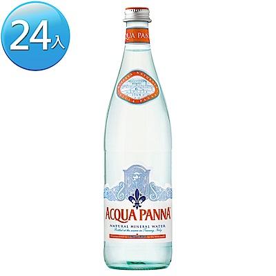 Acqua Panna 普娜 天然礦泉水(750mlx12瓶)x2箱