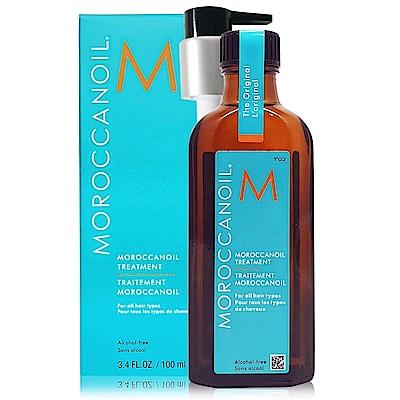 MoroccanOil 摩洛哥優油100ml 囤貨超值3入組(原廠公司貨)