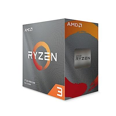 (B450+R3 3100) MSI微星 B450M-A PRO MAX 主機板 + AMD R3 3100 四核心處理器 product thumbnail 2