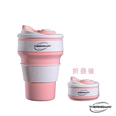 (組)[買一送一]膳魔師不鏽鋼真空杯0.3L(JDJ-300-LB)+凱菲矽膠折疊杯0.35L(TCFC-350-LP) product thumbnail 3