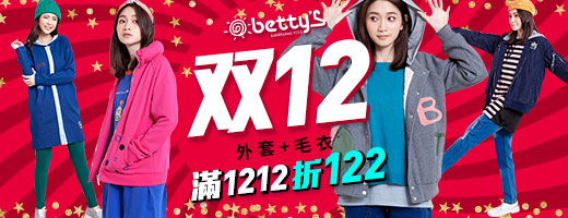 betty's<br>全面222up