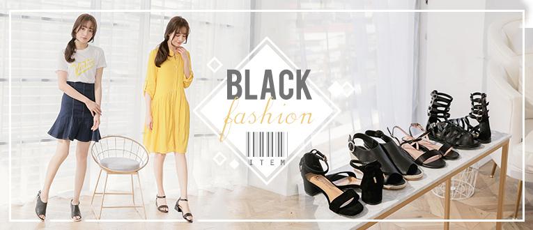 黑色系涼鞋推薦