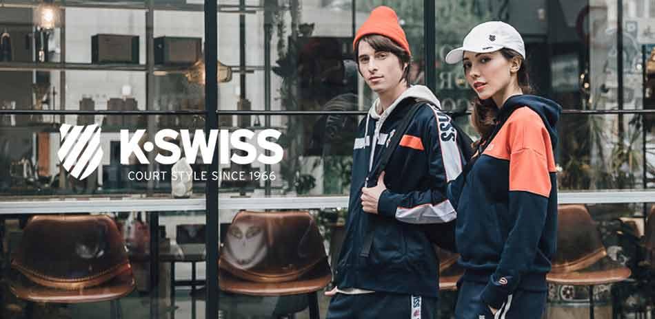 Kswiss<br>旗艦店