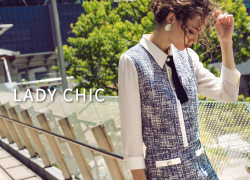 Lady chic