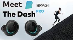 Bragi▼全球首創AI智能真無線耳機
