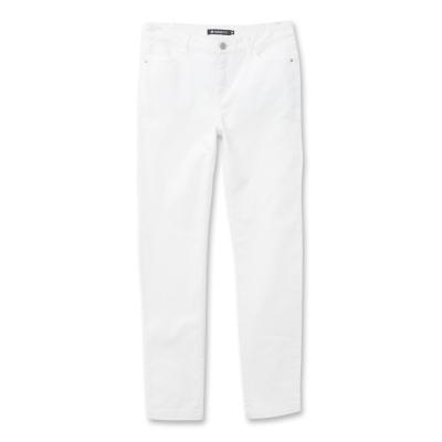 Hang Ten - 女裝 - 完美修身褲系列 - 基本色褲-白
