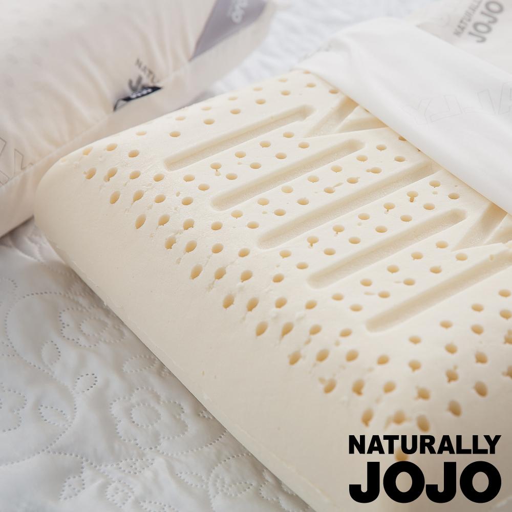 NATURALLY JOJO 100%天然乳膠護頸舒壓枕