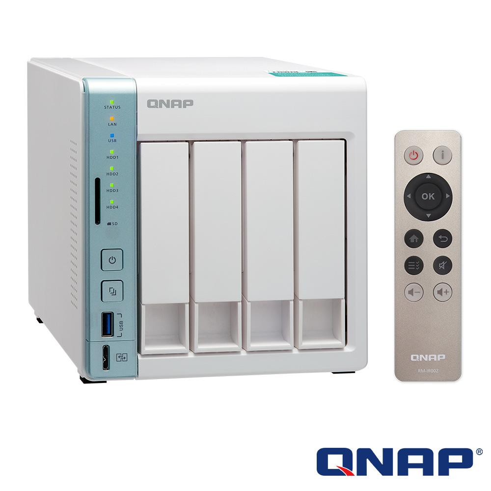 QNAP TS-451A-4G 網路儲存伺服器