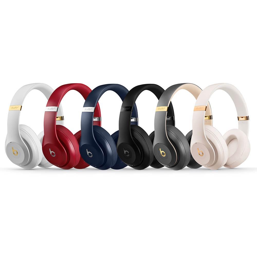 Beats Studio 3 耳罩式藍牙耳機